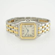 CARTIER gent's wristwatch series Panthere