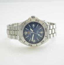 BREITLING gent's wristwatch Shark, self winding