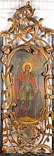 Large Icon, Bohemia, 18th century,