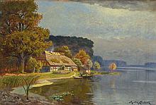 Martin Gscheidel, born in 1857 in Königsberg,