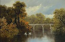 Dijke, Dutch artist around 1900,