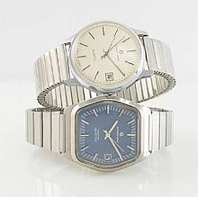 Set of 2 Junghans men`s wristwatches