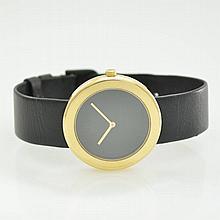 OMEGA Max Bill 18k yellow/white gold wristwatch