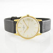 ULYSSE NARDIN 18k yellow gold gent's wristwatch