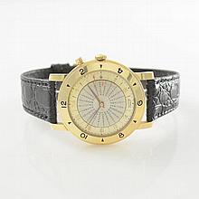 TISSOT rare 14k yellow gold gent's wristwatch