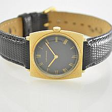 LONGINES-WITTNAUER 14k yellow gold gent´s wristwatch