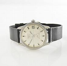 LONGINES Ultra-Chron gent's wristwatch in stainless steel