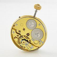 IWC hunting cased pocket watch movement