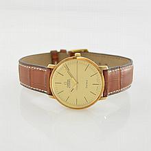 OMEGA 14k yellow gold gent's wristwatch series Geneve
