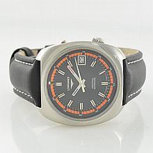 LONGINES self winding gent's wristwatch Admiral