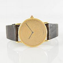 CORUM rare gent´s wrist watch so called Coinwatch