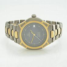 OMEGA chronometer wristwatch series Seamaster
