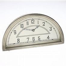 Set of 3 table clocks, USA/Germany around 1930/50