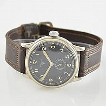 WAGNER gent's wristwatch in military design
