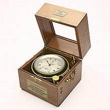GUB ship´s chronometer number 3002, Glashütte in Saxony