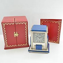 CARTIER Pendulette Prisme de Cartier