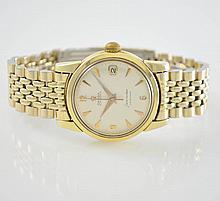 OMEGA self winding gent's wristwatch Seamaster Calendar