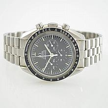 OMEGA Speedmaster Professional First Watch Worn On The Moon
