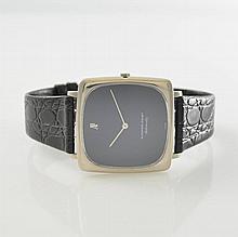 AUDEMARS PIGUET rare 18k white gold gent's wristwatch