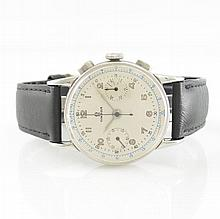 OMEGA gent's wristwatch with chronograph calibre 170/33.3