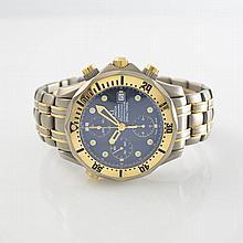 OMEGA self winding chronograph Seamaster Professional