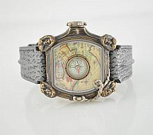 LES MILLIONNAIRE gent's wristwatch Poseidon