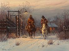 G. (GERALD HARVEY JONES) HARVEY (American, b. 1933) Com