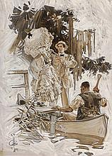JOSEPH CHRISTIAN LEYENDECKER (American, 1874-1951) The