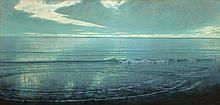 ALEXANDER HARRISON (American, 1853-1930) Le Grand Miroi