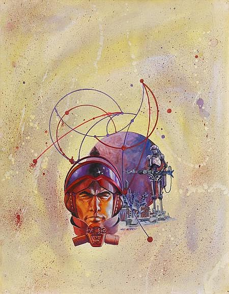 GRAY MORROW (American 1934 - 2001) Seed of the