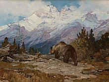 CARL CLEMENS MORITZ RUNGIUS (American, 1869-1959) His D