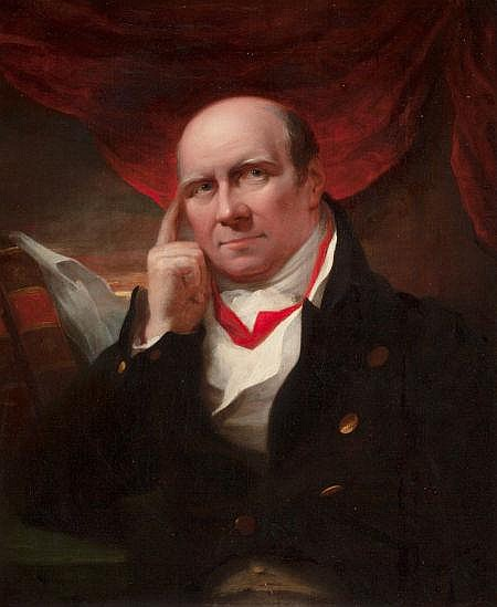 JOHN JACKSON (British, 1778-1831) The Right Honorable S