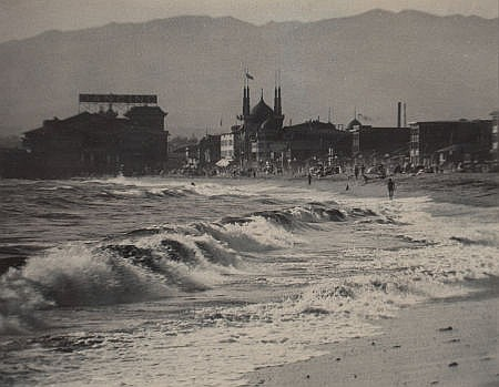 ALVIN LANGDON COBURN (British, 1882-1966) Long Beach, O