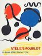 ALEXANDER CALDER (American, 1898-1976) Atelier Mourlot,
