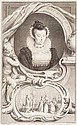FOLIO OF TWENTY-TWO MISCELLANEOUS PORTRAIT PRINTS OF NO