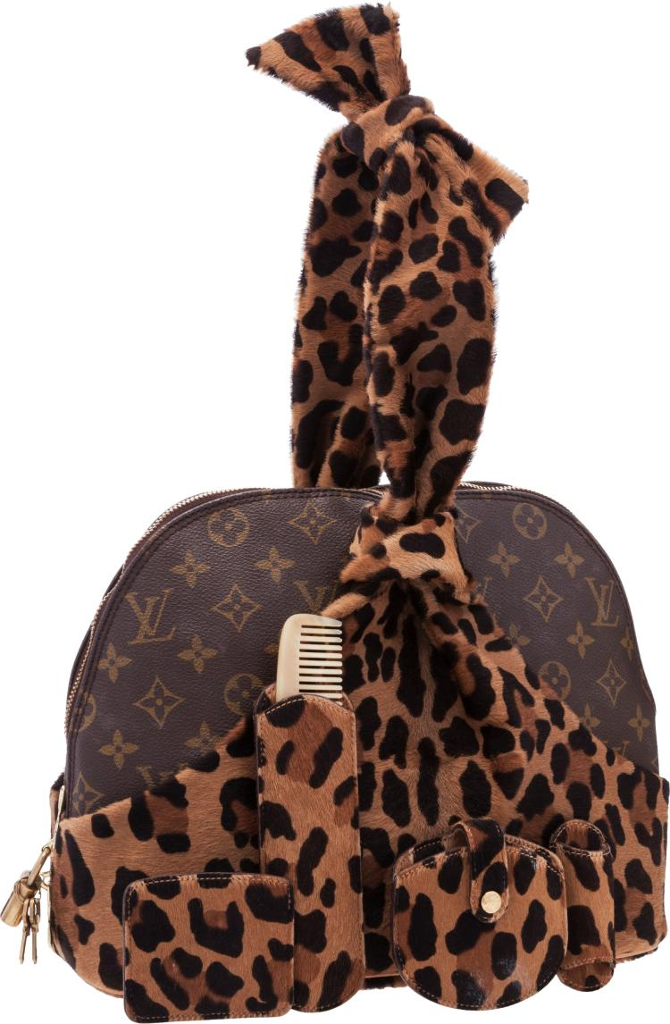 Louis Vuitton Limited Edition Centenaire Monogramme by