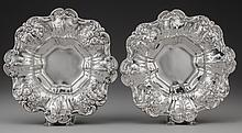 A PAIR OF REED & BARTON FRANCIS I PATTERN SILVER SERVIN