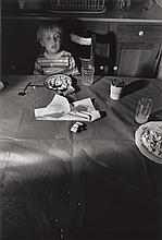 LARRY FINK (American, b. 1941) Nathan Cooper, Martin's