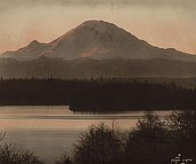 ASAHEL CURTIS (American, 1874-1941) Dawn, 1911 Hand tin