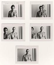 DUANE MICHALS (American, b. 1932) Portrait of Roger and