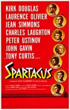 Spartacus (Universal International, 1960). One Sheet (2