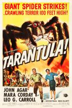 Tarantula (Universal International, 1955). One Sheet (2
