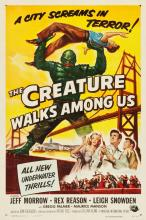 The Creature Walks Among Us (Universal International, 1