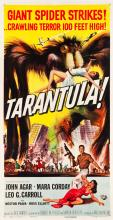 Tarantula (Universal International, 1955). Three Sheet