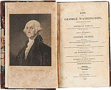 [George Washington, subject]. John Marshall. The Life o