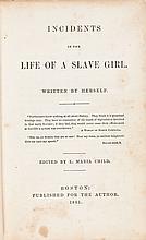 [Slavery]. [L. Maria Child, editor]. [Linda Brent - pse
