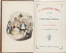 Charles Dickens. Christmas Books, Including: A Christma