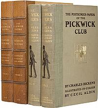 Charles Dickens. The Posthumous Papers of the Pickwick