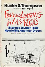 Hunter S. Thompson. Fear and Loathing in Las Vegas. A S