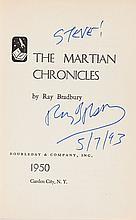 Ray Bradbury. The Martian Chronicles. Garden City: Doub